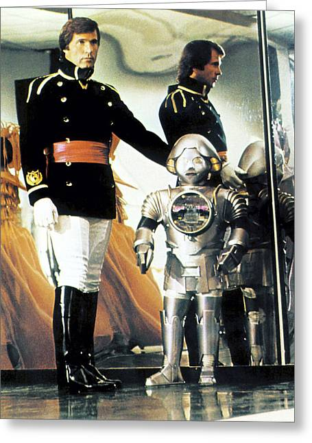 Rogers Greeting Cards - Buck Rogers in the 25th Century  Greeting Card by Silver Screen