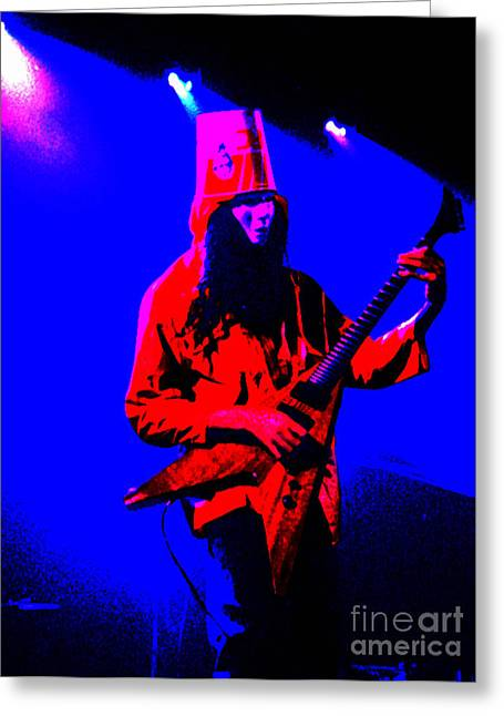 Gingrich Photo Greeting Cards - BucketHead-12c Greeting Card by Gary Gingrich Galleries