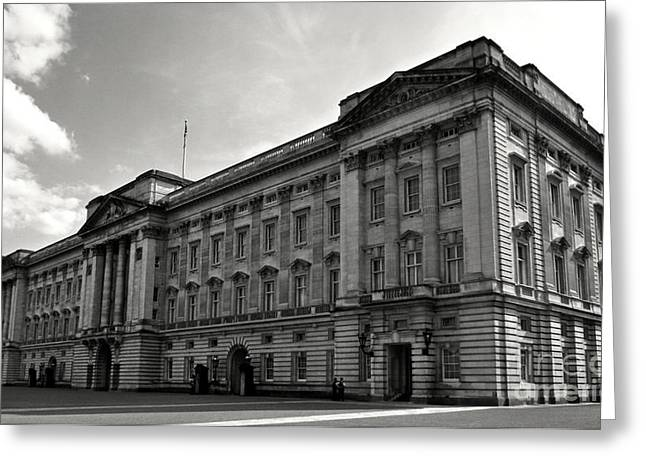 Family Buckingham Palace Greeting Cards - Buckingham Palace Greeting Card by Nick Wardekker