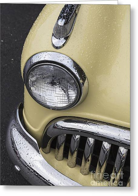 Port Holes Greeting Cards - Buick II Greeting Card by Dennis Hedberg
