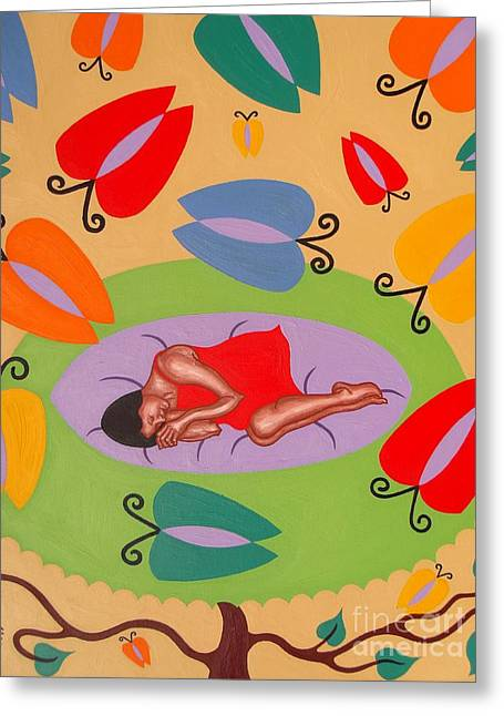 T Shirts Greeting Cards - Butterflies Greeting Card by Patrick J Murphy
