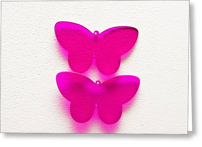 Cheap Greeting Cards - Butterflies Greeting Card by Tom Gowanlock