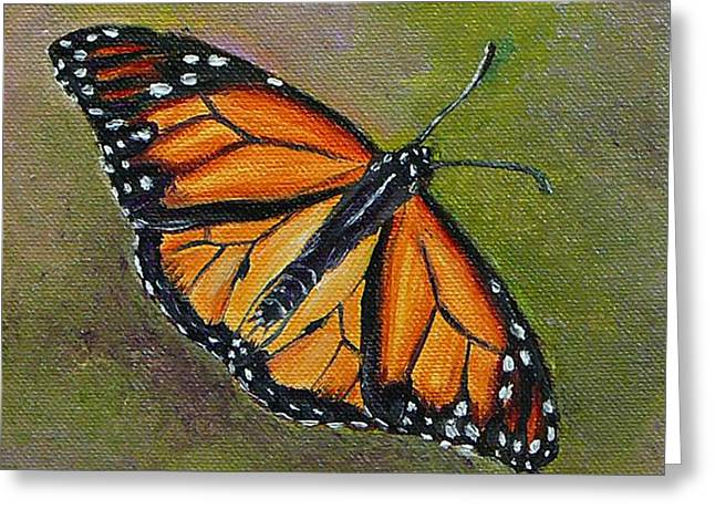 Gayle Utter Greeting Cards - Butterfly Greeting Card by Gayle Utter