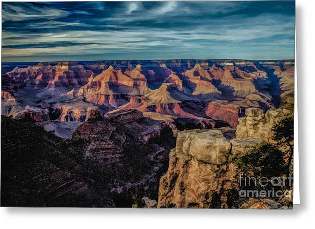 The Plateaus Greeting Cards - By the Dawns Early Light Greeting Card by Jon Burch Photography