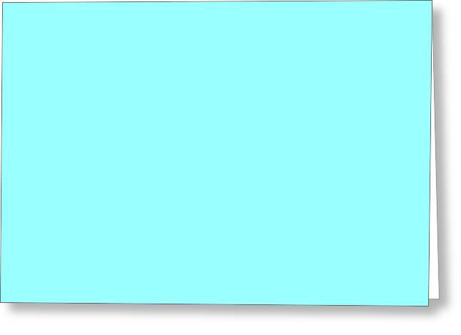 Print Greeting Cards - C.1.153-255-255.7x2 Greeting Card by Gareth Lewis