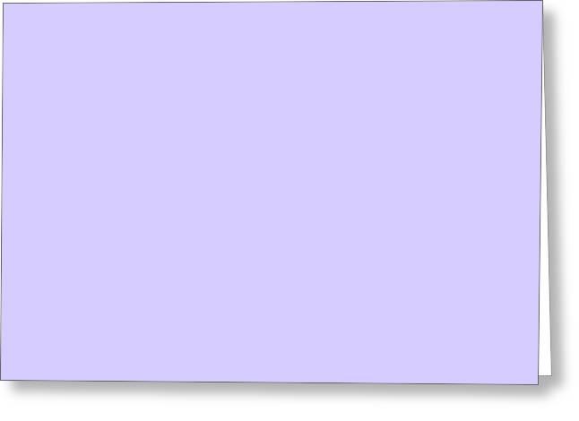 White Digital Greeting Cards - C.1.214-204-255.5x3 Greeting Card by Gareth Lewis