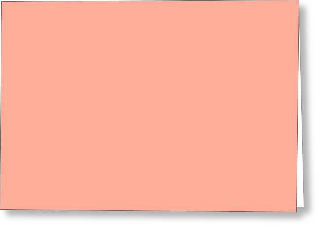 Shades Greeting Cards - C.1.255-173-153.2x1 Greeting Card by Gareth Lewis