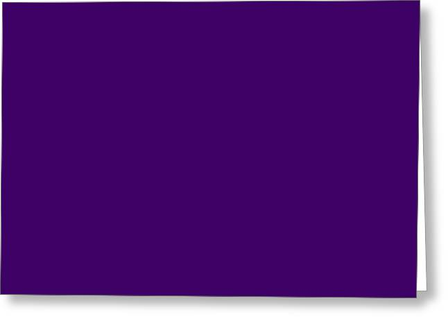 Violet Greeting Cards - C.1.60-0-102.5x4 Greeting Card by Gareth Lewis