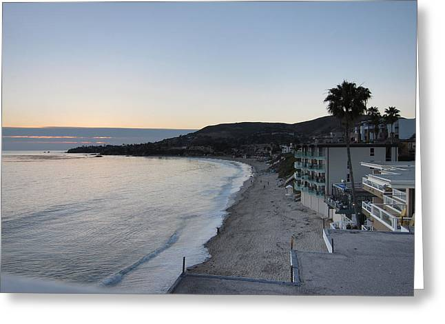 Ca Beach - 121218 Greeting Card by DC Photographer