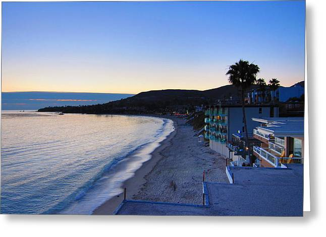 Beaches Greeting Cards - CA Beach - 121232 Greeting Card by DC Photographer