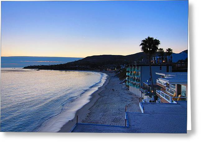 Ca Beach - 121233 Greeting Card by DC Photographer