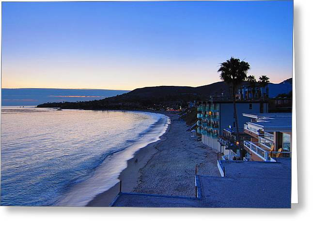 Ca Greeting Cards - CA Beach - 121235 Greeting Card by DC Photographer