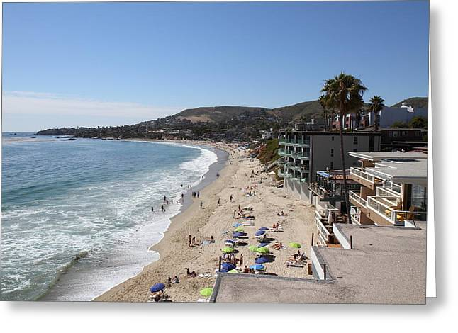 Ca Beach - 121250 Greeting Card by DC Photographer