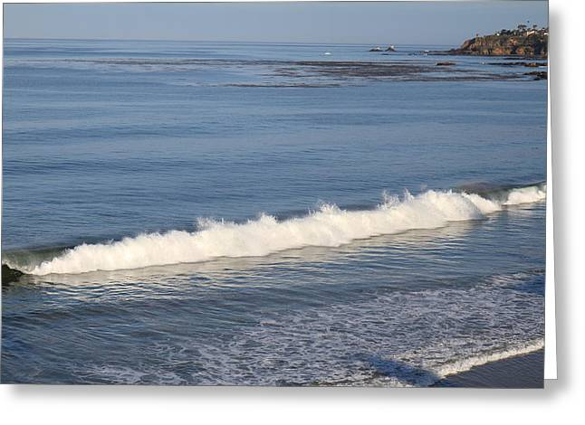 Ca Greeting Cards - CA Beach - 121273 Greeting Card by DC Photographer