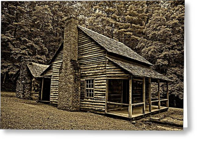 Cabin In The Woods Greeting Card by Movie Poster Prints