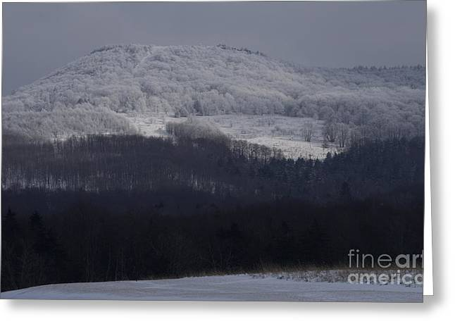 High Virginia Images Greeting Cards - Cabin Mountain Greeting Card by Randy Bodkins