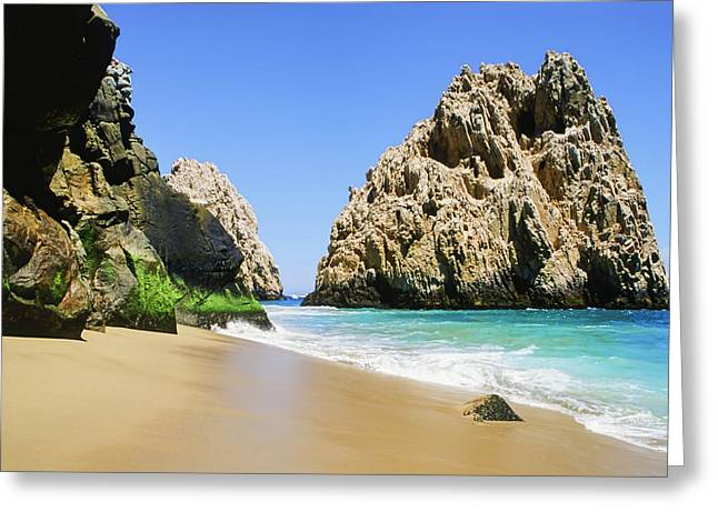 Cabo San Lucas Greeting Cards - Cabo San Lucas Greeting Card by Kelley King