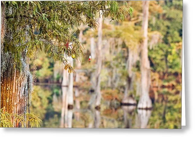 North Louisiana Greeting Cards - Cajun Ornaments Greeting Card by Scott Pellegrin