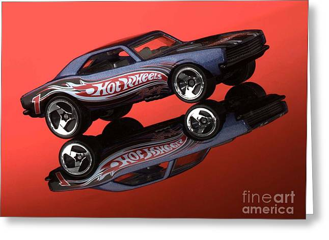 Gingrich Photo Greeting Cards - Camaro4-2 Greeting Card by Gary Gingrich Galleries