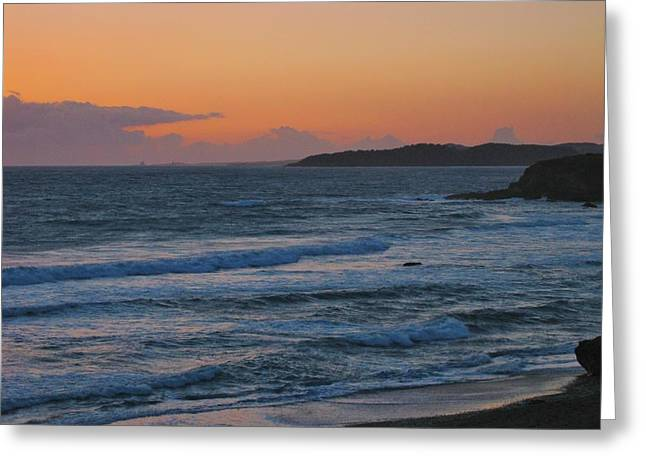 Cambria Greeting Cards - Cambria Greeting Card by Angela J Wright
