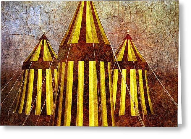 Camelot Restrained Greeting Card by Bob Orsillo