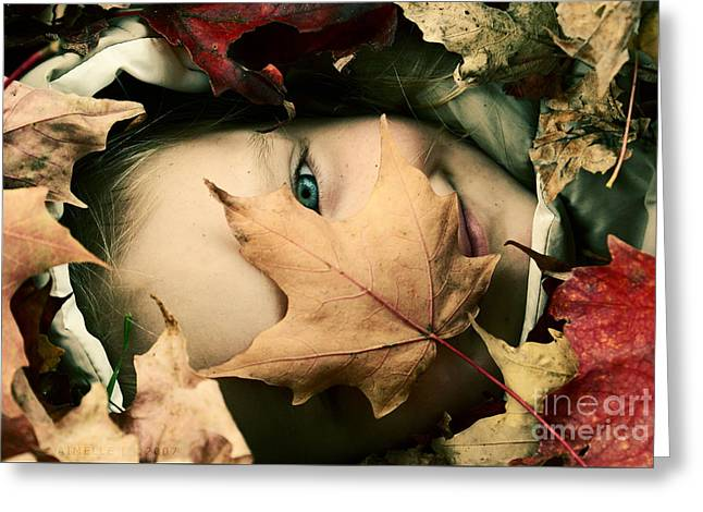 Camouflage Greeting Card by Aimelle