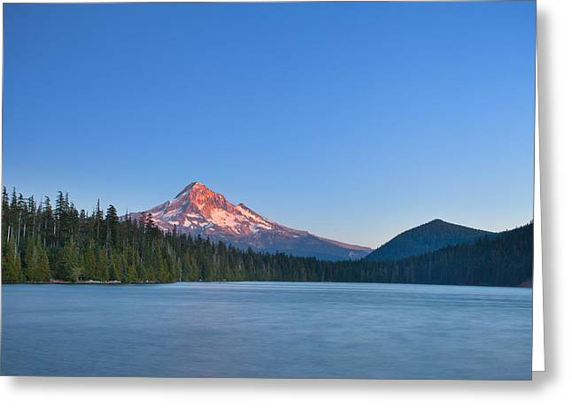 Mount Hood Oregon Greeting Cards - Candy Topper Greeting Card by Darren  White