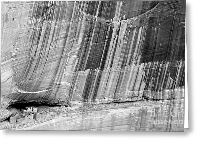 Mystical Landscape Greeting Cards - Canyon De Chelly Greeting Card by Jim Chamberlain