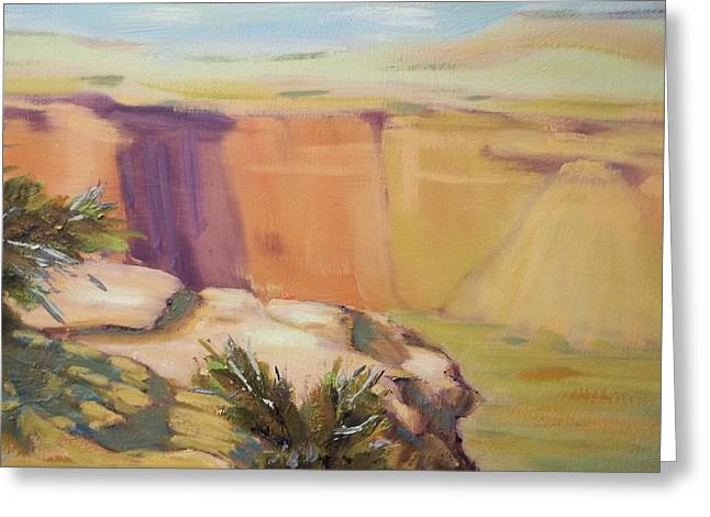 Canyon De Chelly Greeting Card by Robert Martin