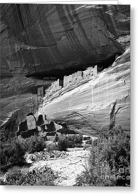Canyon De Chelly Greeting Card by Steven Ralser