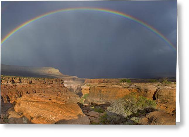 Canyon Of The Gods - Craigbill.com - Open Edition Greeting Card by Craig Bill