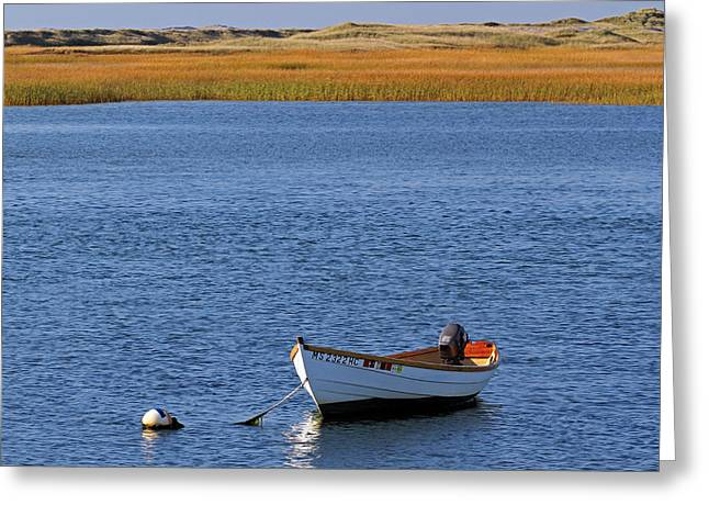Cape Cod Charm Greeting Card by Juergen Roth
