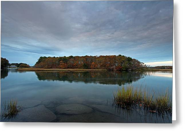 Chatham Greeting Cards - Cape Cod Greeting Card by Juergen Roth