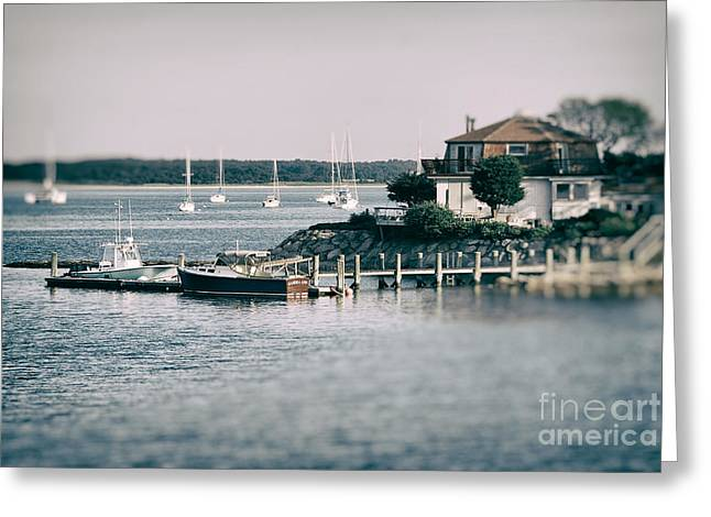 Massachussetts Greeting Cards - Cape Cod No2 Greeting Card by Sabine Jacobs