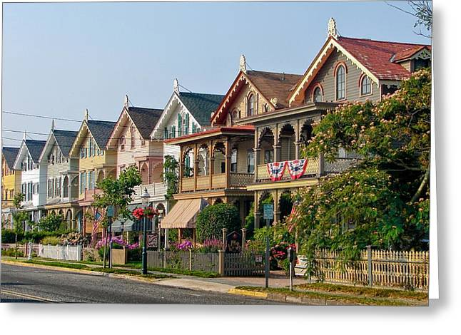Cape Town Greeting Cards - Cape May New Jersey Greeting Card by Mountain Dreams