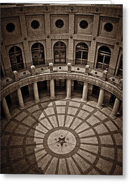 State Capital Greeting Cards - Capital Greeting Card by Dado Molina