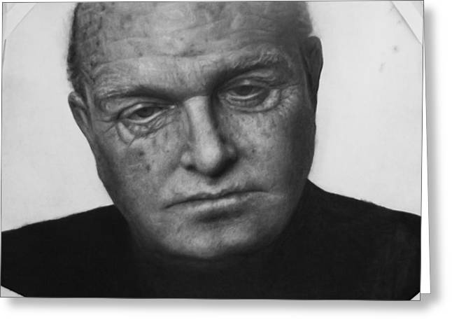 Capote Greeting Cards - Capote Greeting Card by Rosa Arania