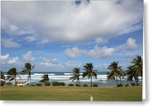 Cruise Greeting Cards - Caribbean Cruise - Barbados - 1212106 Greeting Card by DC Photographer
