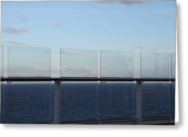 Caribbean Cruise - St Kitts - 1212121 Greeting Card by DC Photographer