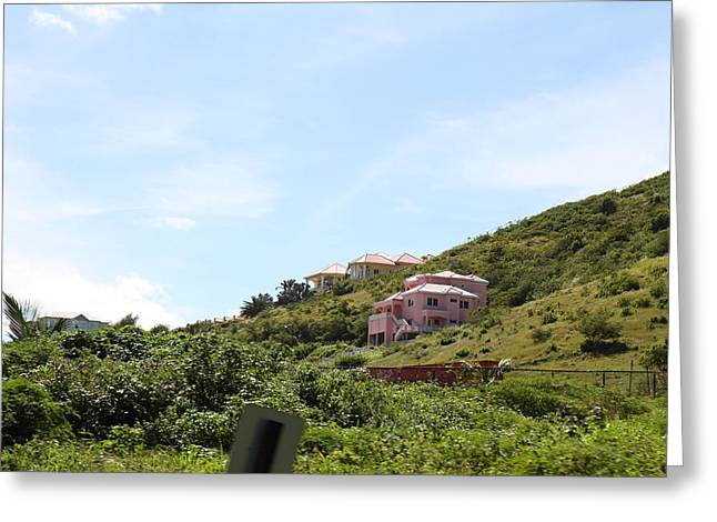 Saint Greeting Cards - Caribbean Cruise - St Kitts - 121249 Greeting Card by DC Photographer