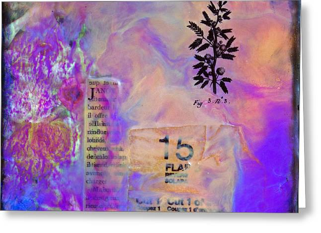 Caribbean Dreams 1 Dyptich Greeting Card by Bellesouth Studio