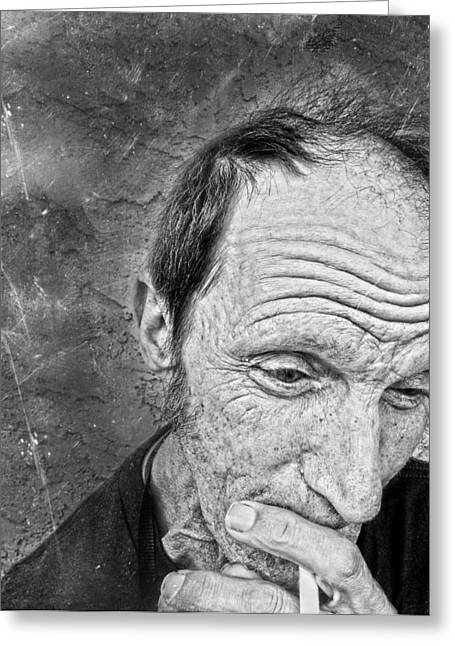 My Friend Greeting Cards - Carl 3 Greeting Card by Jerry Cordeiro