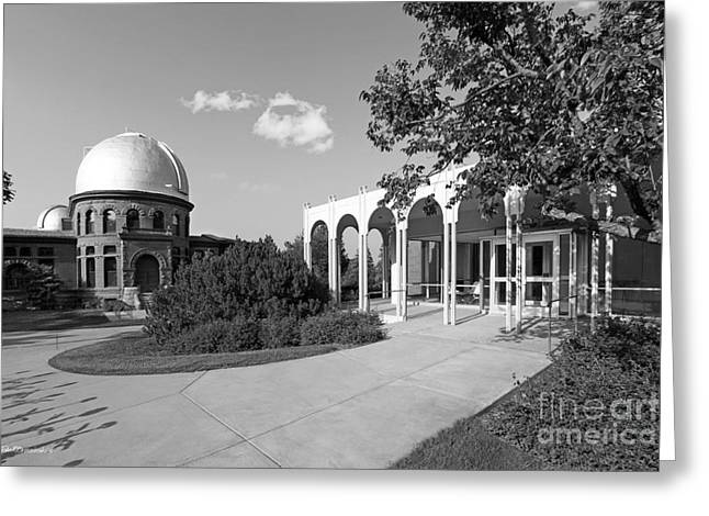 Carleton College Goodsell Observatory Greeting Card by University Icons