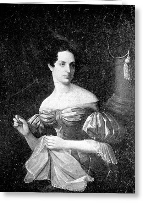 Catherine Garniss Chase (d Greeting Card by Granger