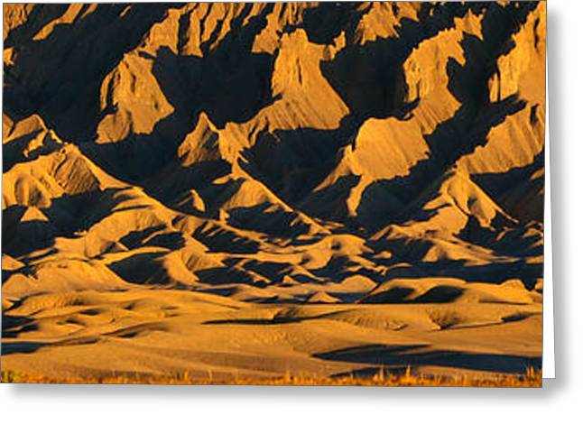 Utah Weather Greeting Cards - Sands of time Greeting Card by David Lee Thompson