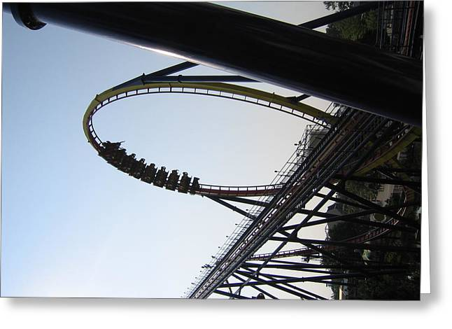 Mantis Greeting Cards - Cedar Point - Mantis - 12129 Greeting Card by DC Photographer