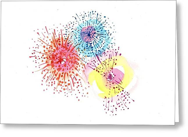 Celebrate Greeting Card by PENNEY  MELLEN