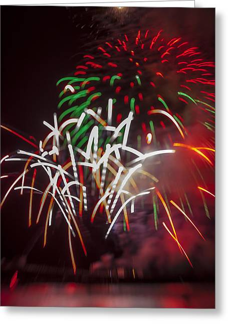 Declaration Of Independance Greeting Cards - Celebration Through the Lens Baby Greeting Card by Scott Campbell