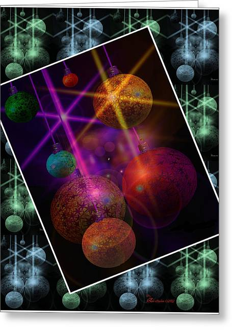 Hannukah Greeting Cards - Celebrations Greeting Card by EricaMaxine  Price