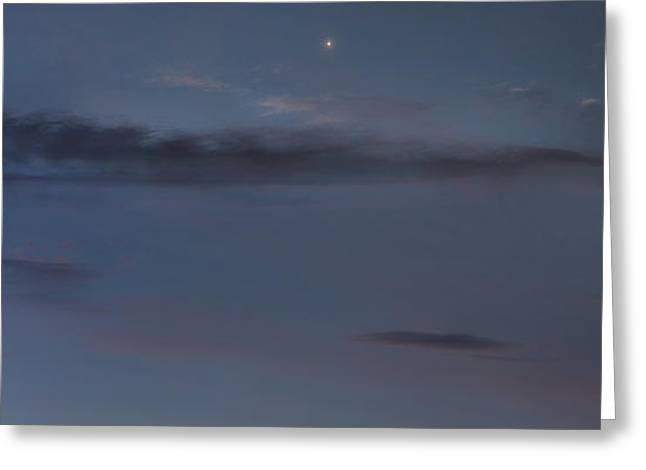 Celestial Dance Greeting Card by Bill  Wakeley